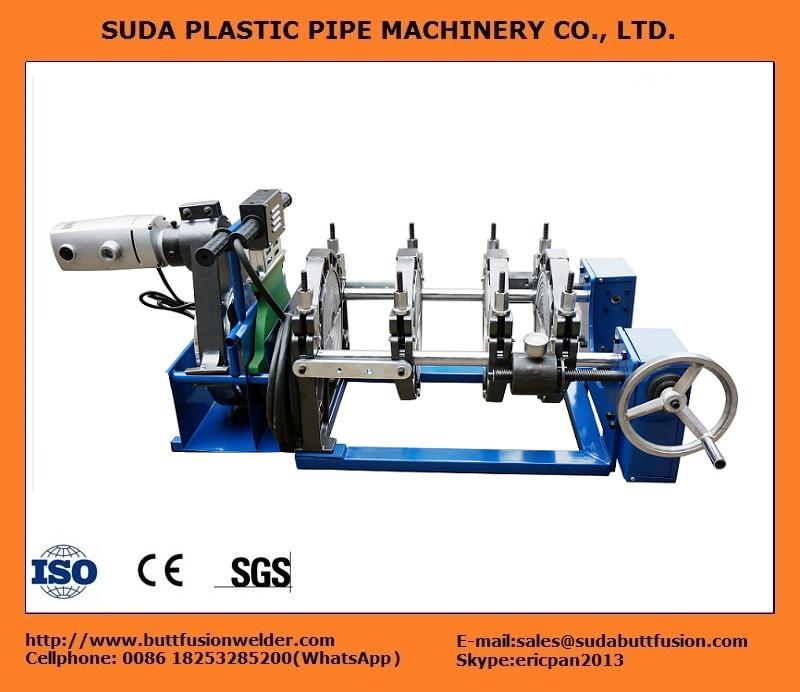 50/250MZ Manual Butt Fusion Machine(4 Clamps)