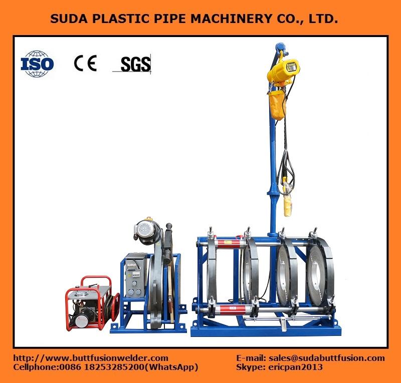 SUD315-630 Butt Fusion Machine