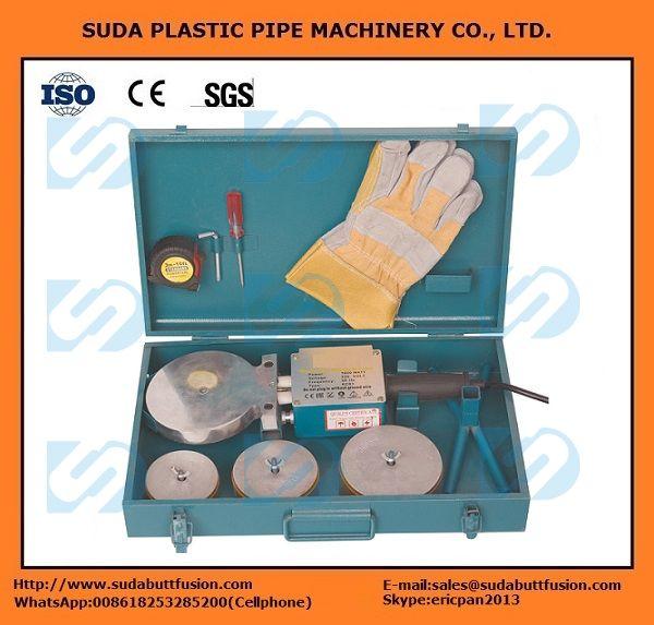 75-110 Double Control PPR Welding Machine