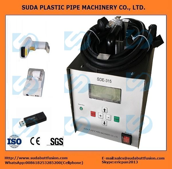SDE315 Máquina de soldadura por electrofusión
