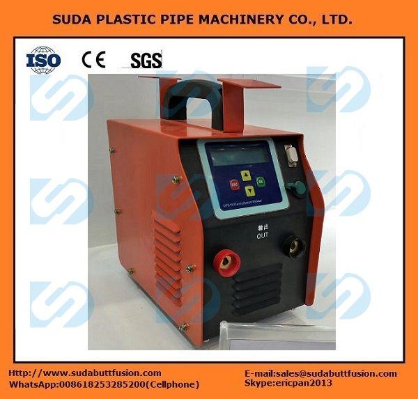 DPS10 Máquina de soldadura por electrofusión