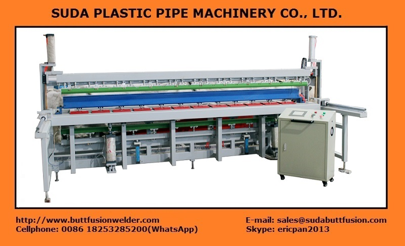 ZW3000  Plastic Sheet Bending Machine