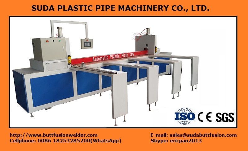 CNC Plastic Sheet Cutting Saw
