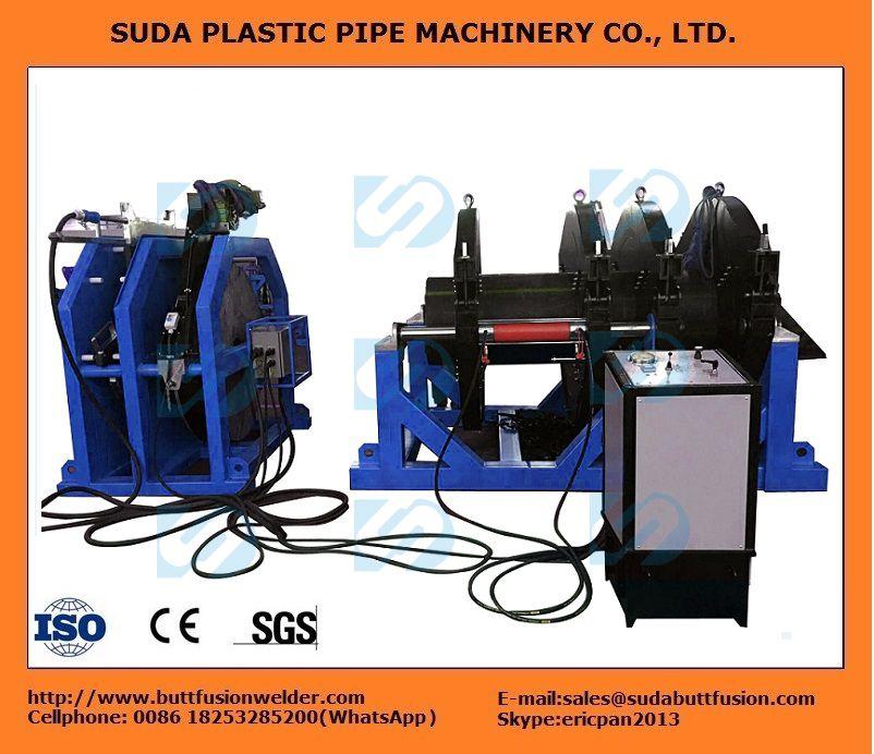 SUD1200-1600 Butt Fusion Machine
