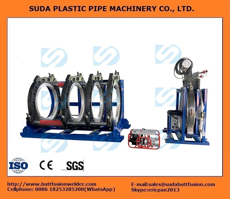 SUD630-1200 Butt Fusion Machine