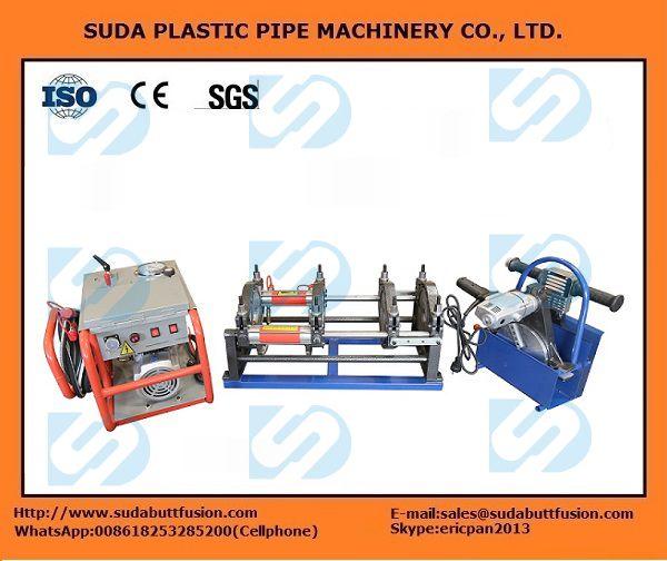 SUD40-160 Butt Fusion Machine
