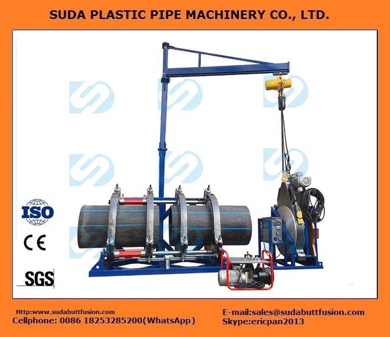 SUD630-800 Butt Fusion Machine
