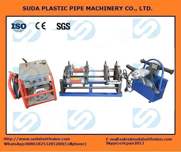 SUD63-250 Butt Fusion Machine