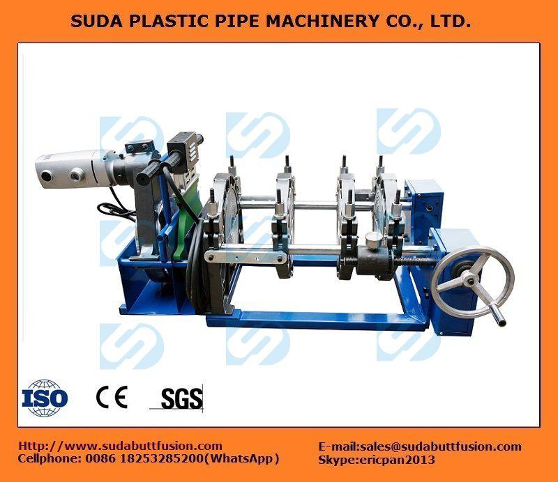 50/250MZ termofusión máquina(4 abrazaderas)