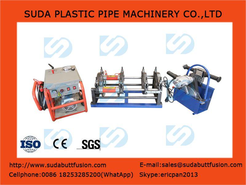 SUD50-200 La máquina de fusión a tope