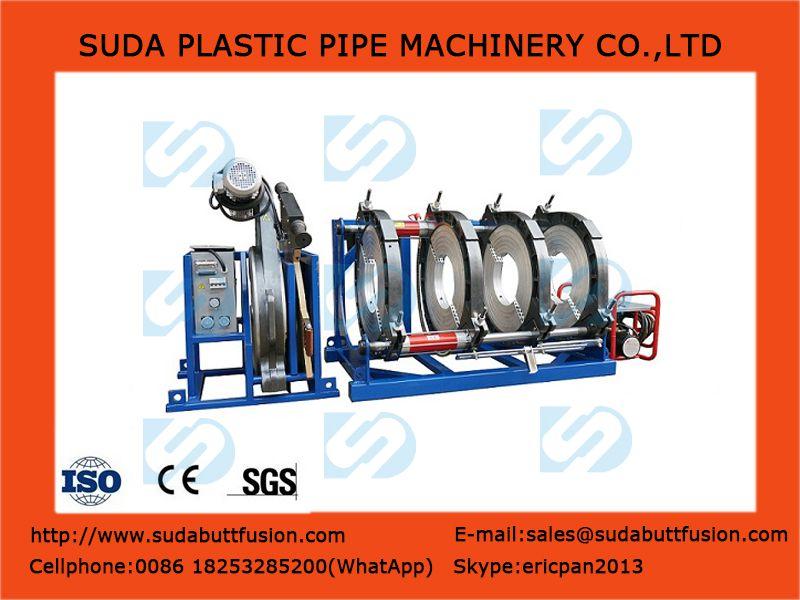 SUD250-450 Butt Fusion Machine