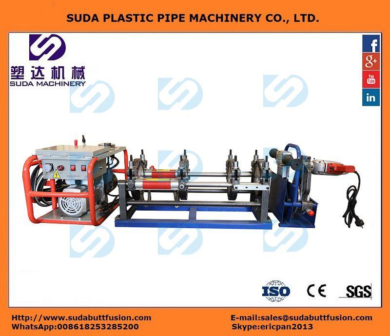 Máquina Hidráulica de Termofusión SUD63-250
