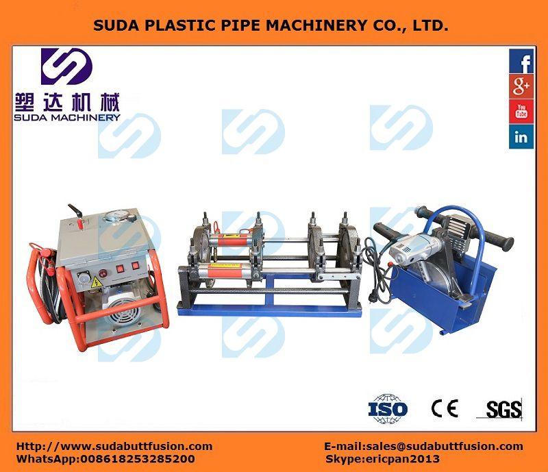 Máquina Hidráulica de Termofusión SUD40-160