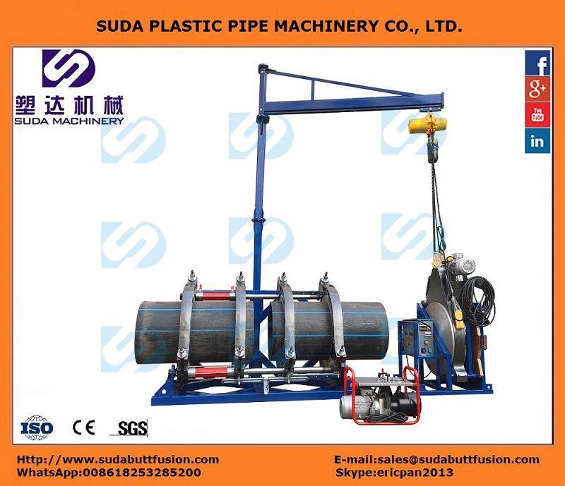 Máquina Hidráulica de Termofusión SUD500-800