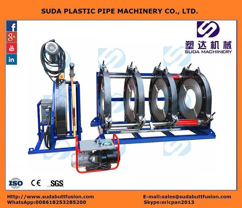 Máquina de Termofusión Hidráulica SUD500-1000