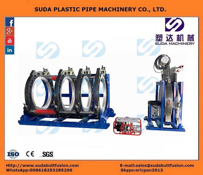 Máquina de Termofusión Hidráulica SUD630-1200