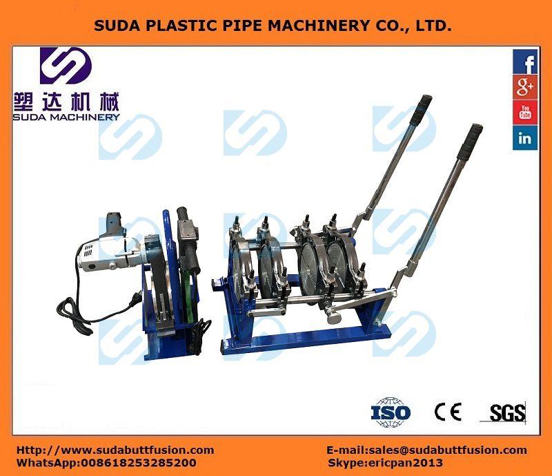 máquina de termofusión manual SDP200M4