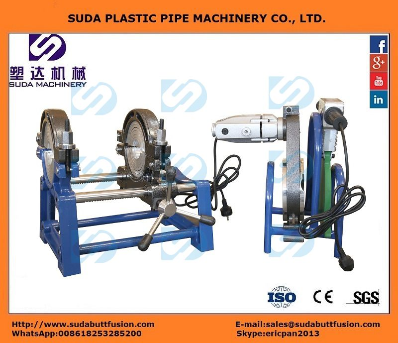 máquina de termofusión manual SUD250M2