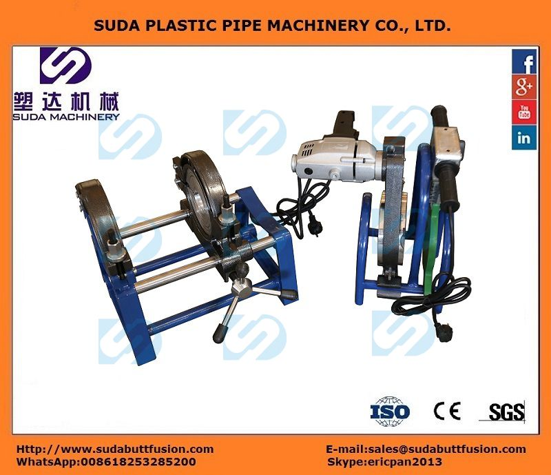 máquina de termofusión manual SUD160M2