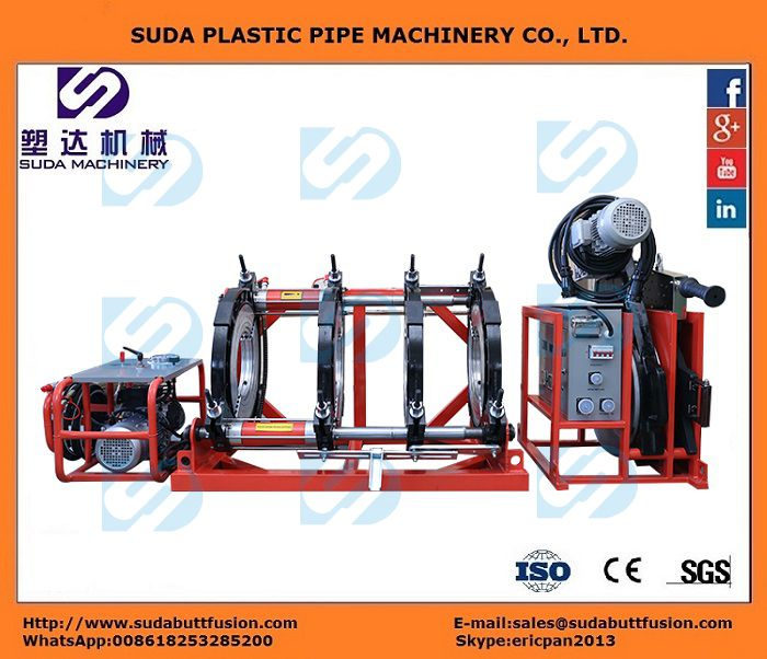 Máquina de Termofusión SUD8-18