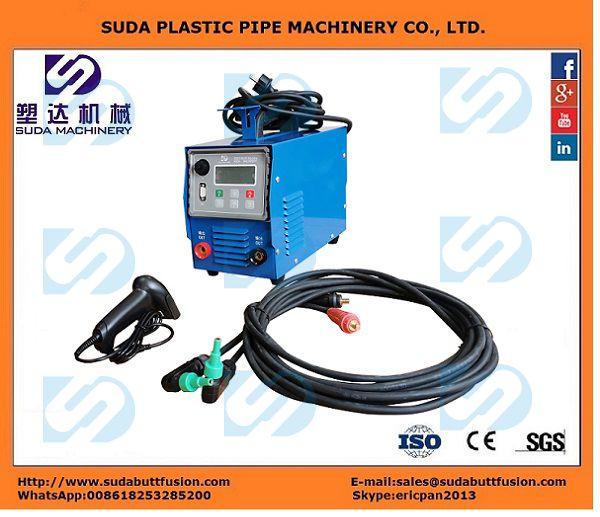 SDE315B Máquina de soldadura por electrofusión