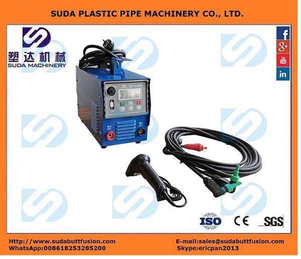 SDE20-500B Máquina de soldadura por electrofusión