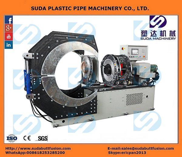SDM1200 Máquina de termofusión de silla de montar