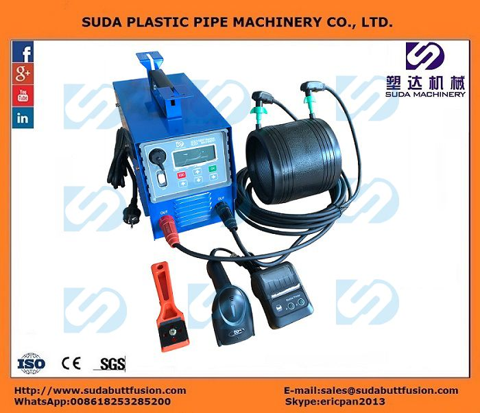 SDE20-1000B Electrofusion Welding machine