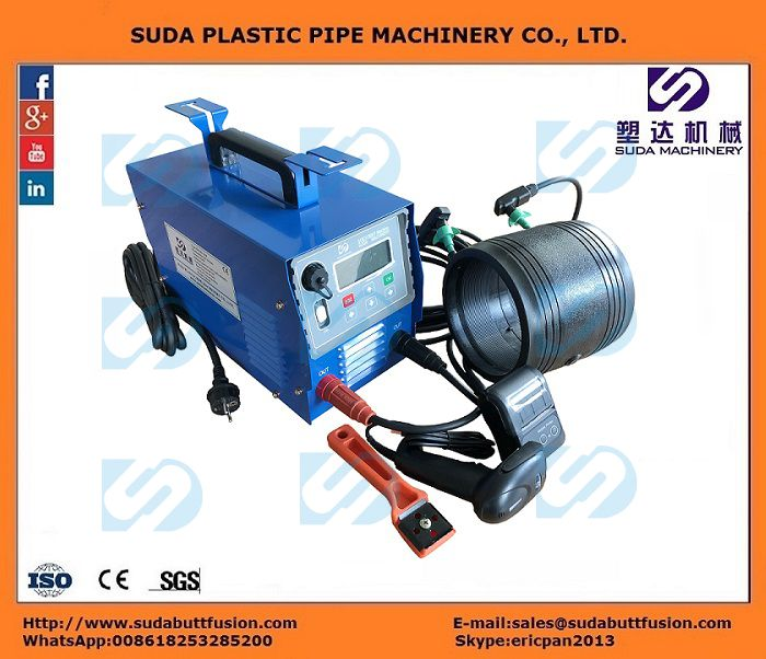 SDE20-500B Electrofusion Machine