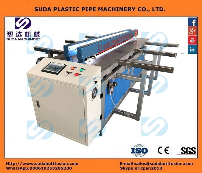 DH1500 CNC Plastic Sheet Butt-welding Machine