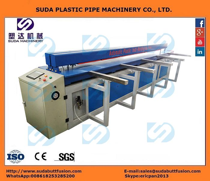 DH4000 CNC Plastic Sheet Butt-welding Machine