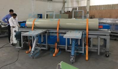 DZ3000 CNC Plastic Sheet Welding, Bending and Rolling Machine