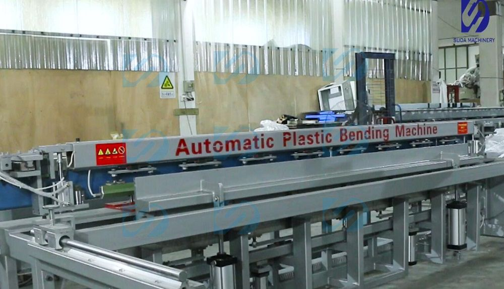 ZW3000 CNC Plastic Sheet Bending Machine