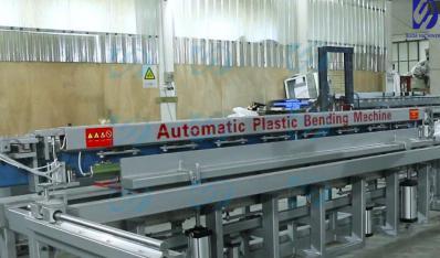 ZW3000 CNC Plastic Sheet Bending Machine