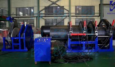 SUD1600 Butt Fusion Machine(Hydraulic Lock and Open)