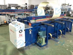 DH2000/3000 CNC Plastic Sheet Welding and Rolling Machine