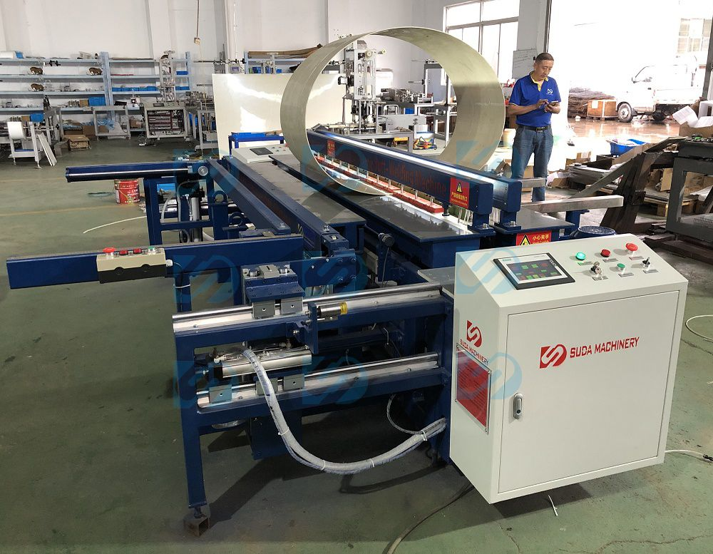 HDPE butt fusion welding machine Factory Show-DZ3000 CNC Plastic Sheet Welding,Bending and Rolling Machine
