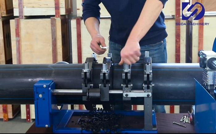 SUD160MZ4 Manual Butt Fusion Machine