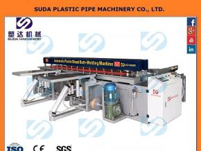 DHR Plastic Sheet Automatic Rolling and Butt Welding Machine